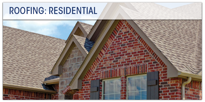 Roofing: Residential